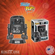 Funko Pop! - Star Wars - Rogue One - C2-B5