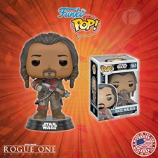 Funko Pop! - Star Wars - Rogue One - Baze Malbus