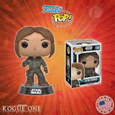 Funko Pop! - Star Wars - Rogue One - Jyn Erso