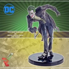 DC - Batman Arkham Series - Joker Statue