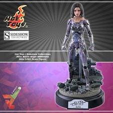 Hot Toys - Alita: Battle Angel (MMS520) - Alita (1/6th Scale Figure)