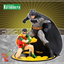 Kotobukiya - All Star Batman & Robin, the Boy Wonder - ArtFX (Two Pack) (Statue)