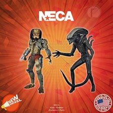 NECA - Alien - Predator (Exclusive 2 Pack)