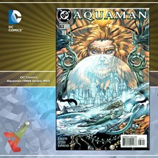 DC Comics: Aquaman (1994 series) #63