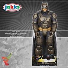 Jakks Pacific - 'BIG FIGS' Batman vs. Superman Dawn of Justice - Armored Batman