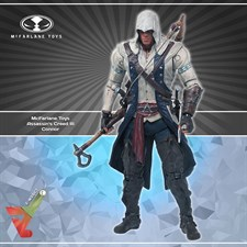McFarlane Toys - Assassin's Creed III - Connor