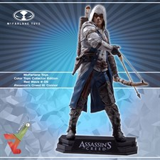 McFarlane Toys - Color Tops Collector Edition - Red Wave # 05 - Assassin's Creed III: Connor