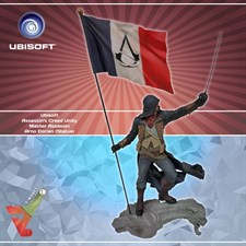 Ubisoft - Assassin's Creed Unity: Master Assassin - Arno Dorian (Statue)