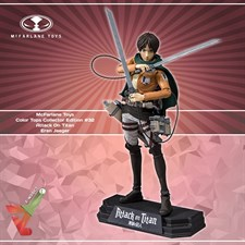 McFarlane Toys - Color Tops Collector Edition #32 - Attack On Titan: Eren Jaeger