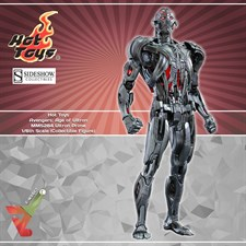 Hot Toys - Avengers: Age of Ultron (MMS284) - Ultron Prime (1/6th Scale Figure)
