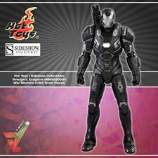 Hot Toys - Avengers: Endgame (MMS530D31) - War Machine (1/6th Scale Figure)