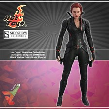 Hot Toys - Avengers: Endgame (MMS533) - Black Widow (1/6th Scale Figure)