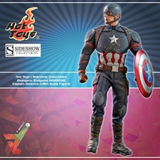 Hot Toys - Avengers: Endgame (MMS536) - Captain America (1/6th Scale Figure)