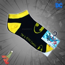 BioWorld - DC Comics - The Batman Logo - Ankle Socks (Unisex)