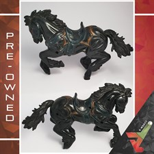 [Pre-Owned] - Batman Horse From (Legends of Batman: Dark Rider Batman by Kenner)