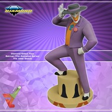 Diamond Select Toys - Batman (The Animated Series) - The Joker Statue