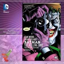DC Comics: Batman: The Killing Joke (Deluxe Edition)