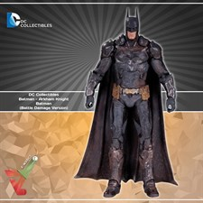 DC Collectibles - Batman: Arkham Knight - Batman (Battle Damage Version)