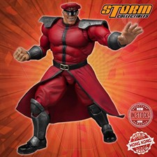 Storm Collectibles - Street Fighter V - M. Bison (Rare Figure) (1/12 Scale Figure)