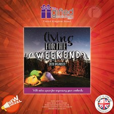 Living For The Weekend (Branded 2020 Wall Calendar) By The Gifted Stationary Co. Ltd. UK