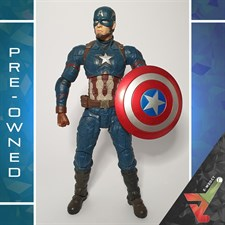 [Pre-Owned] - Marvel Select - Captain America Civil War - Captain America Figure