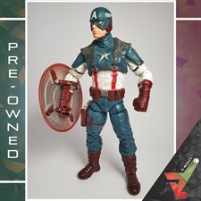 [Pre-Owned] - (Rare) Marvel Select - Captain America: The First Avenger