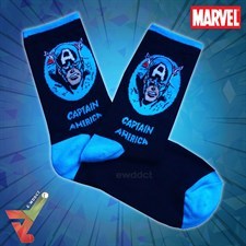 Marvel - The Captain America 3.0 - Crew Socks (Unisex)