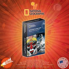 Magnificent Mankind - National Geographic Premium Playing Cards (52 Cards)