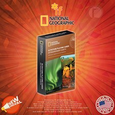 Extraordinary Earth - National Geographic Premium Playing Cards (52 Cards)