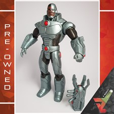 [Pre-Owned] - (Rare) DC Collectibles - Cyborg Figure