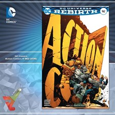 DC Comics: Action Comics # 962 (2016)