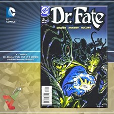 DC Comics: Dr. Doctor Fate # 2 of 5 (2003) (Golden Kramer Rollins)
