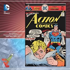 DC Comics: Superman's Action Comics #457 (Mar 1976, DC)