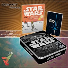 Egmont UK Ltd. - Disney - Star Wars (40th Anniversary) Happy Tin (Pack)