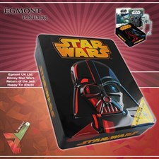 Egmont UK Ltd. - Disney - Star Wars: Return of the Jedi - (Star Wars Construction Books) Happy Tin