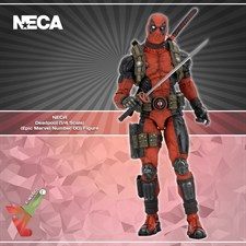 NECA - Deadpool (1/4 Scale) (Epic Marvel Number 00) Figure