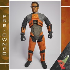 "[Pre-Owned] - NECA - Half Life 2 ""Dr. Gordon Freeman"" Figure"