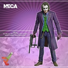 NECA - Batman: The Dark Knight - Heath Ledger Joker (Exclusive)