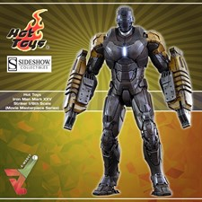 Hot Toys - Iron Man Mark XXV (MMS277) - Striker (1/6 Scale Figure)