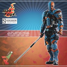 Hot Toys - Batman Arkham Origins (VGM30) - Deathstroke (1/6th Scale Figure)