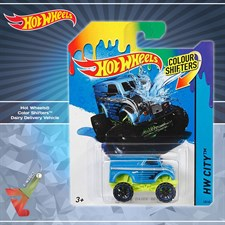 Hot Wheels® - Color Shifters® - Dairy Delivery Vehicle