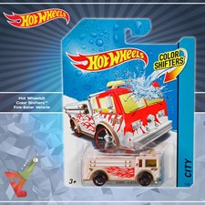 Hot Wheels® - Color Shifters® - Fire-Eater Vehicle