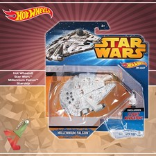 Hot Wheels® - Star Wars™ - Millennium Falcon™ - Starship