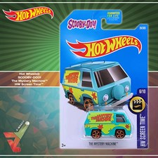 Hot Wheels® - SCOOBY-DOO! - The Mystery Machine™ - HW Screen Time™