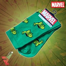 BioWorld - Marvel - Hulk - Crew Socks (Unisex)
