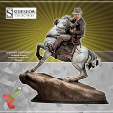 Sideshow Collectibles - Indiana Jones 'Pursuit of the Ark' Statue