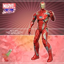 Marvel Select - Captain America: Civil War - Iron Man Mark XLVI