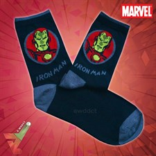 Marvel - The Iron Man 3.0 - Crew Socks (Unisex)