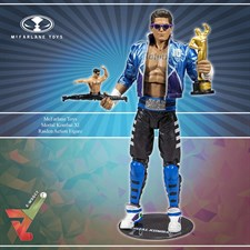 McFarlane Toys - Mortal Kombat XI - Johnny Cage Action Figure