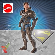 Mattel - Superman: Man of Steel - Movie Masters - Jor-El